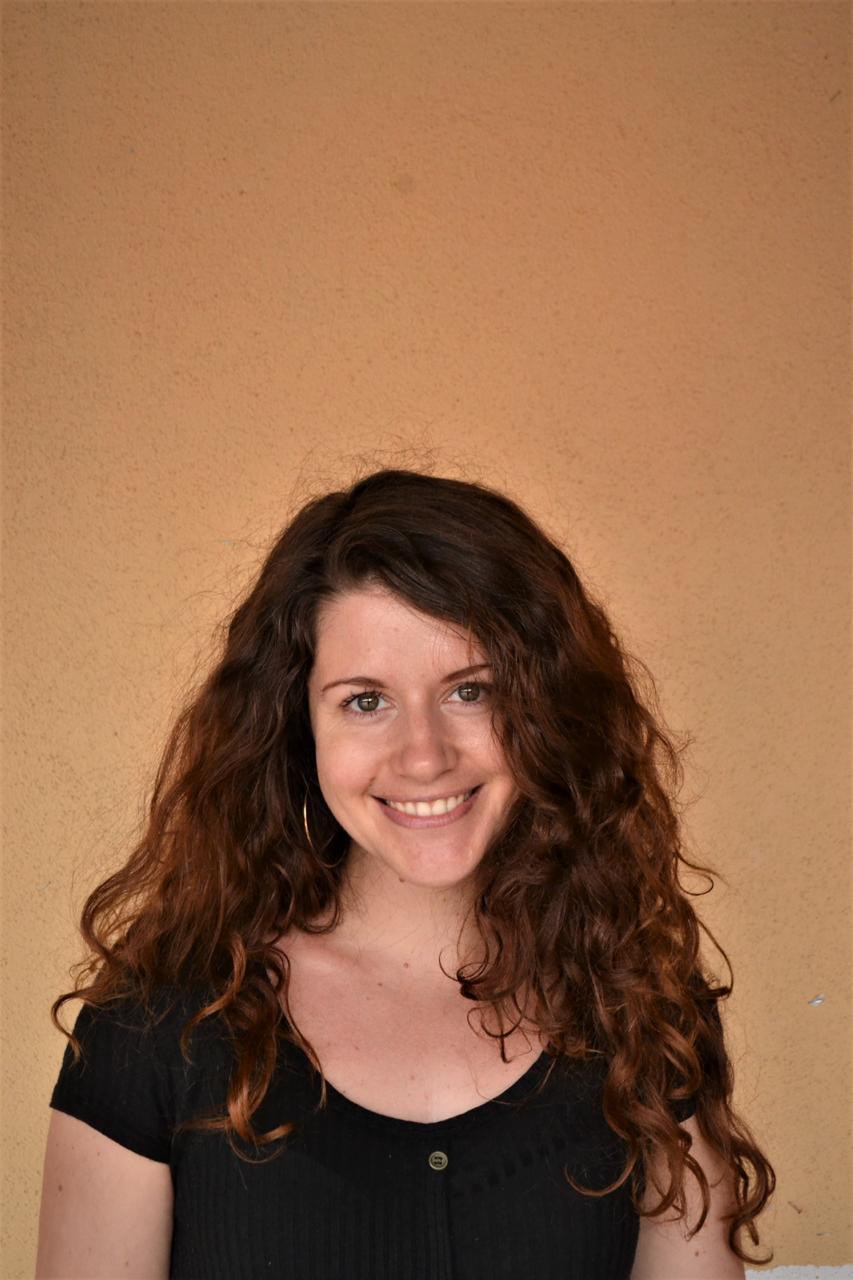 Meet Our New Development Coordinator, Arielle!